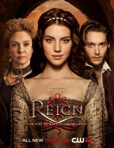 Reign next episode air date poster