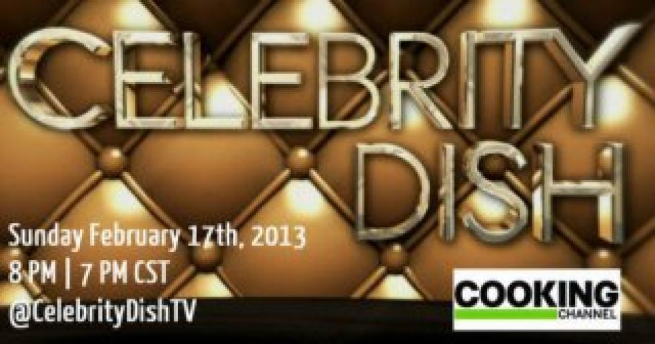 Celebrity Dish next episode air date poster