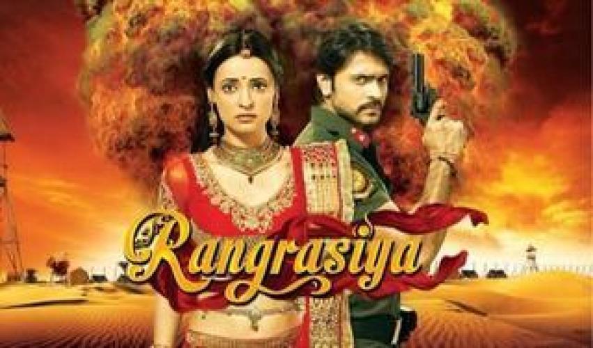 Rang Rasiya next episode air date poster