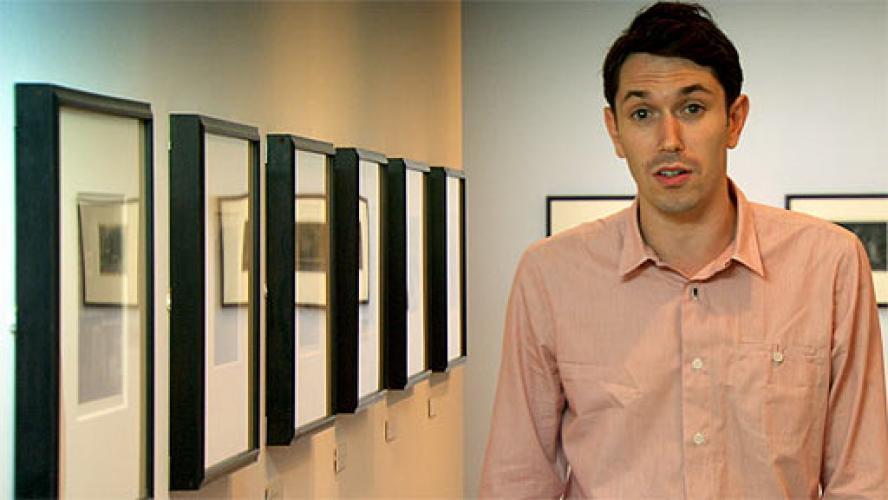 Whaam! Roy Lichtenstein at the Tate Modern next episode air date poster