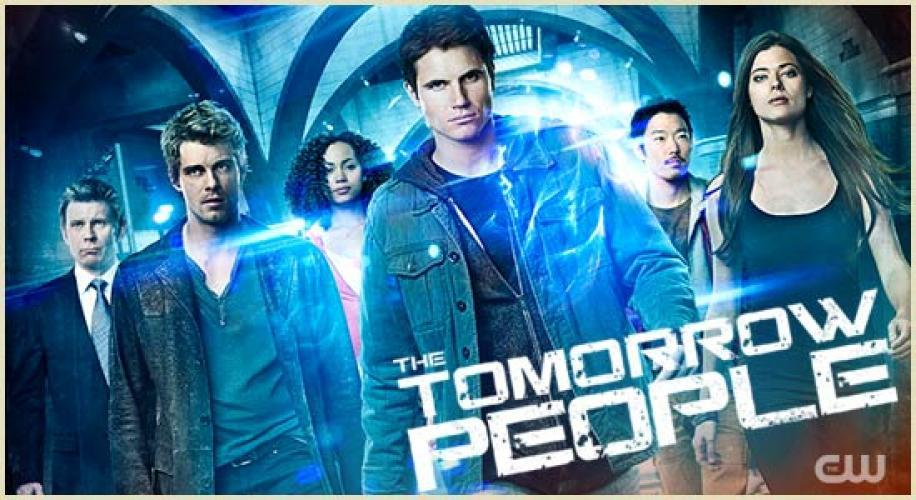 The Tomorrow People next episode air date poster