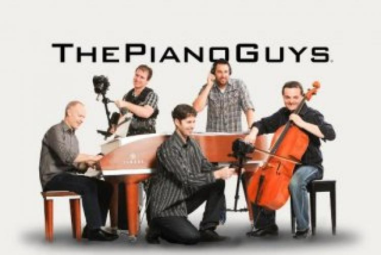 The Piano Guys Live at Red Butte Garden next episode air date poster