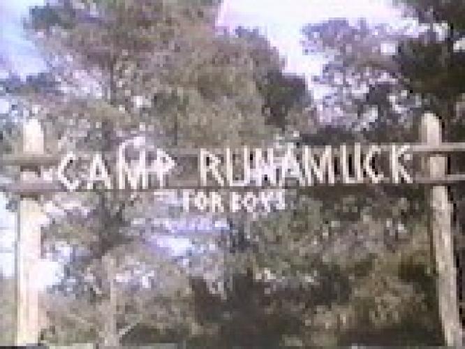 Camp Runamuck next episode air date poster