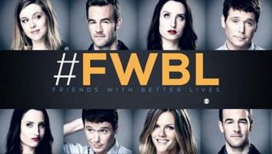 Friends with Better Lives next episode air date poster