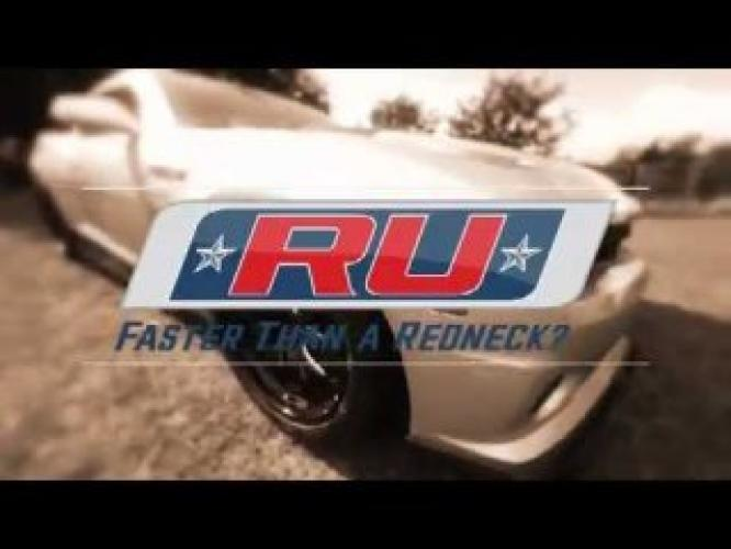 R U Faster Than a Redneck? next episode air date poster