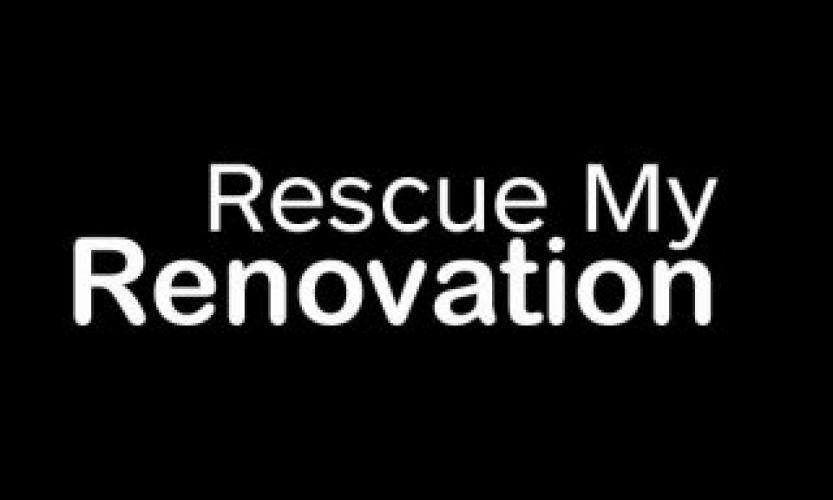 Rescue My Renovation next episode air date poster