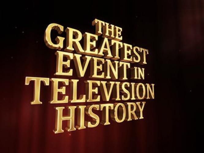 The Greatest Event in Television History next episode air date poster