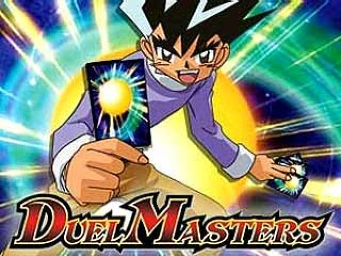 Duel Masters next episode air date poster