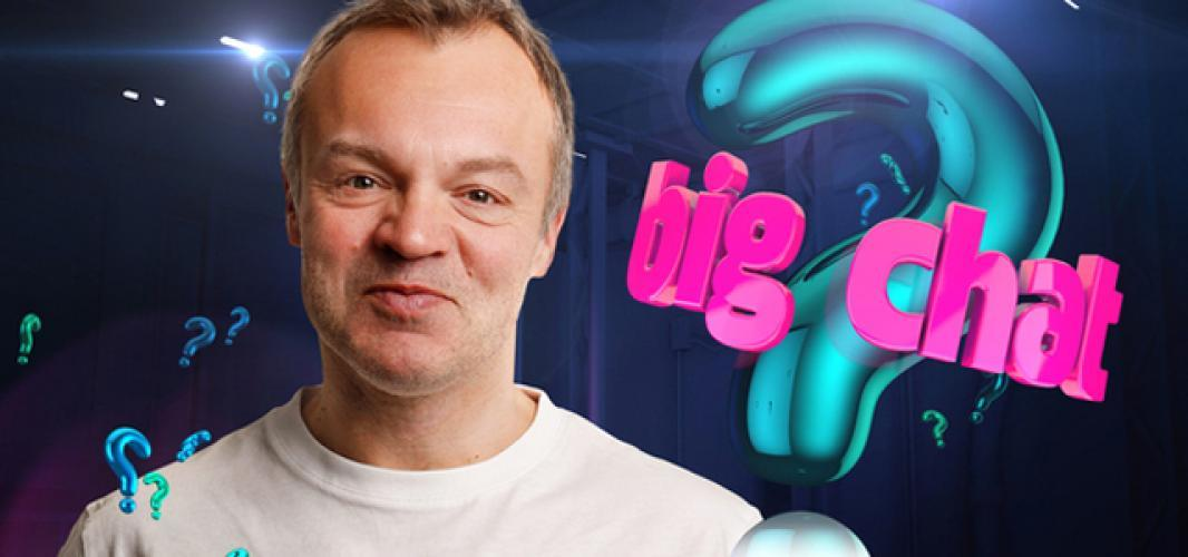 Comic Relief's Big Chat with Graham Norton next episode air date poster