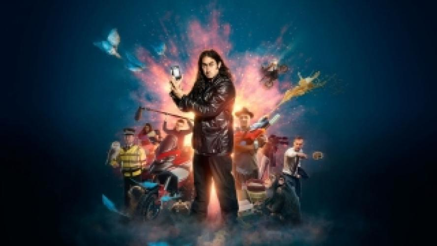 Ross Noble: Freewheeling next episode air date poster