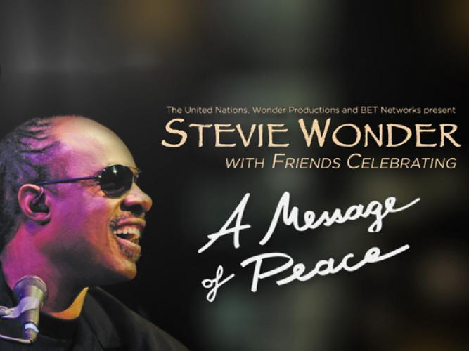 Stevie Wonder with Friends: Celebrating a Message of Peace next episode air date poster
