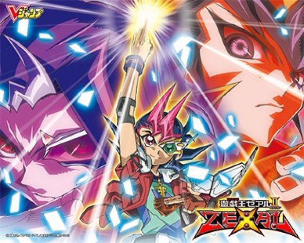 Yu-Gi-Oh! Zexal II next episode air date poster