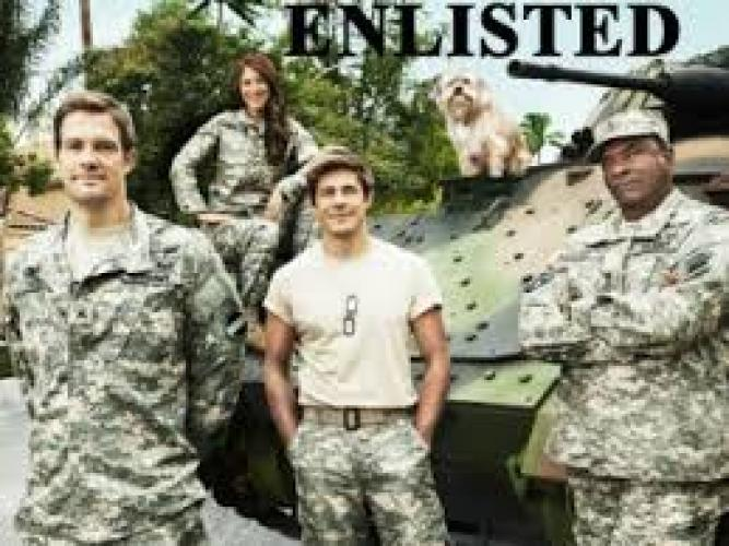 Enlisted next episode air date poster
