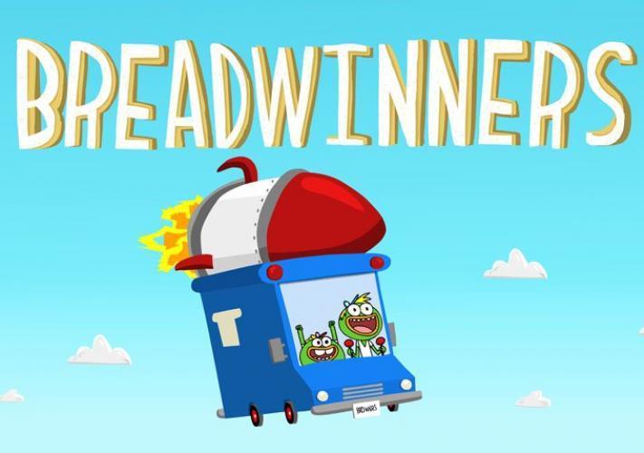 Breadwinners next episode air date poster