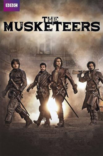 The Musketeers next episode air date poster