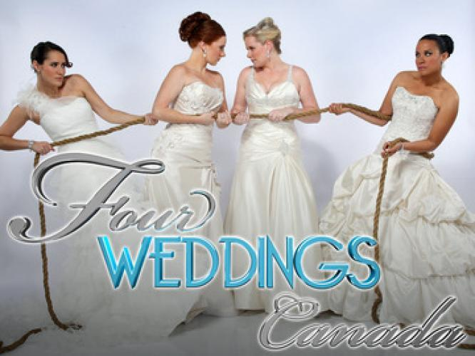 Four Weddings (CA) next episode air date poster