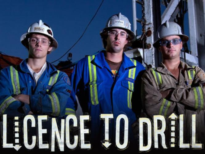 Licence to Drill next episode air date poster
