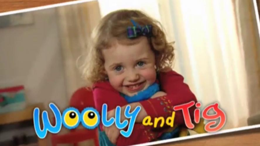 Woolly and Tig next episode air date poster