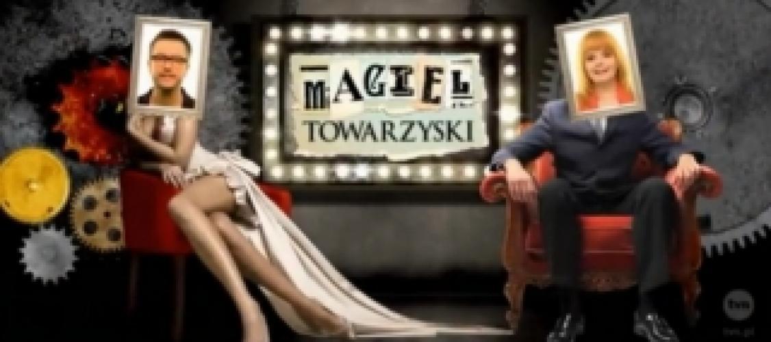 Magiel towarzyski next episode air date poster