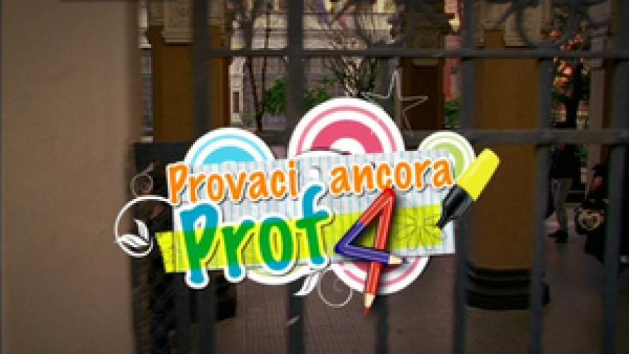 Provaci ancora prof next episode air date poster