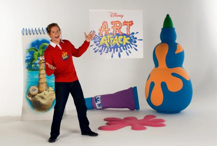 Art Attack next episode air date poster