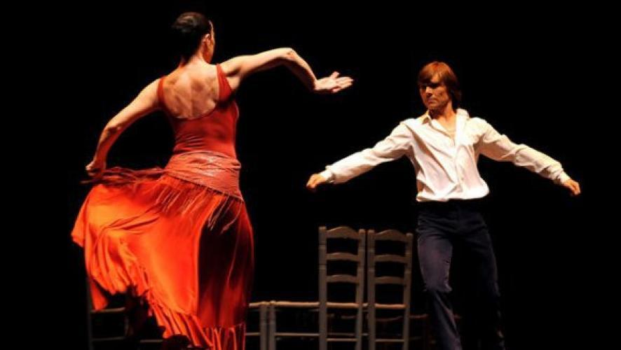 Teatro Real: Antonio Gades: Carmen next episode air date poster