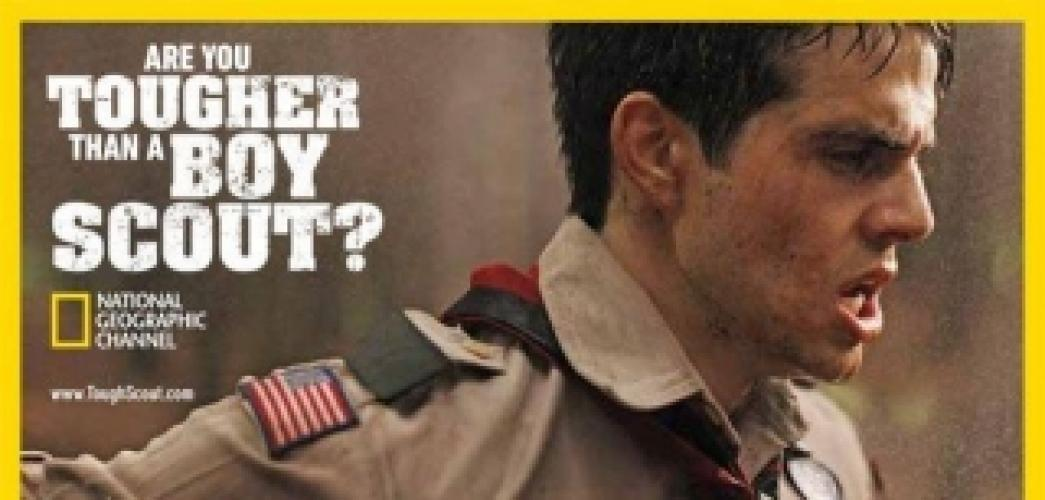 Are You Tougher Than a Boy Scout? next episode air date poster