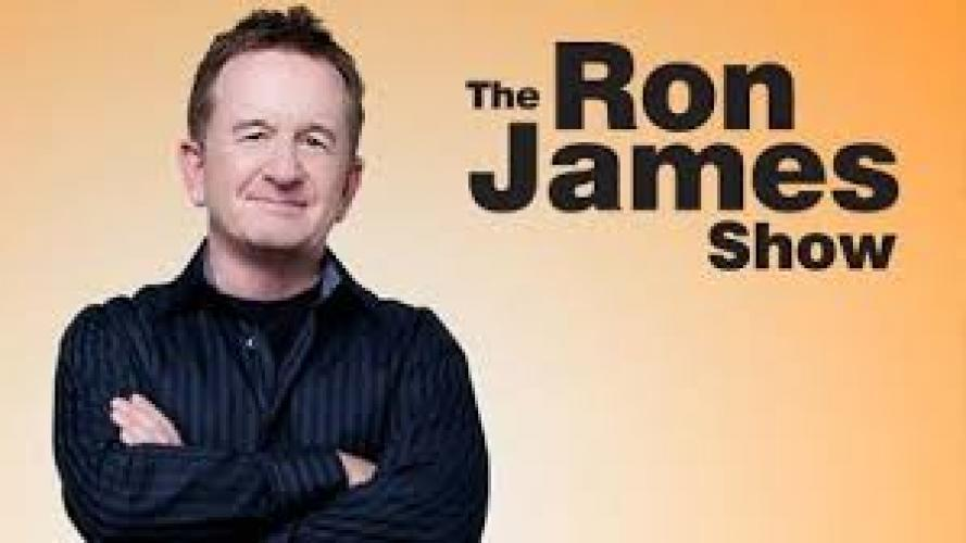 The Ron James Show next episode air date poster