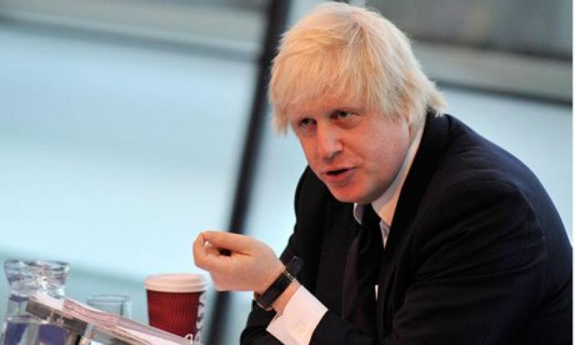 Boris Johnson: The Irresistible Rise next episode air date poster
