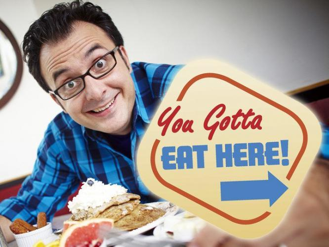 You Gotta Eat Here! next episode air date poster