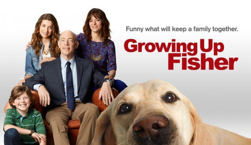Growing Up Fisher next episode air date poster