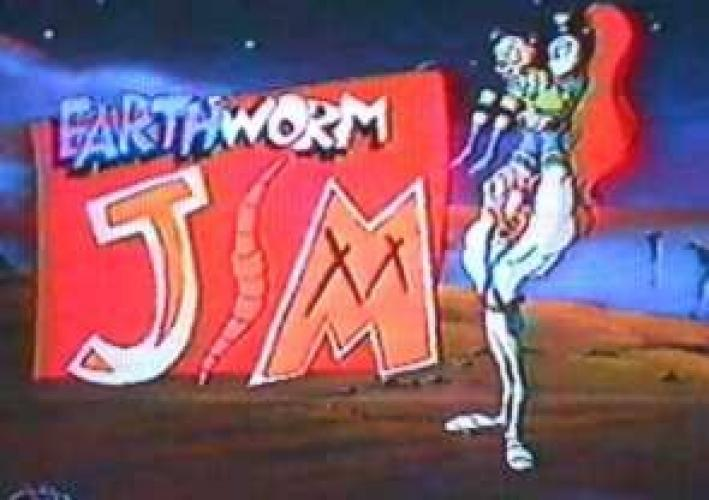 Earthworm Jim next episode air date poster
