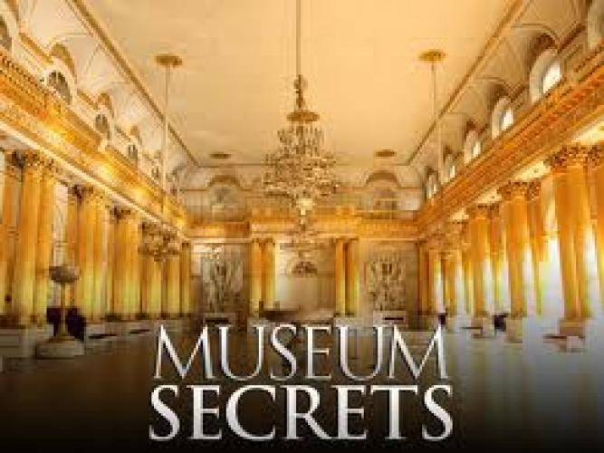 Museum Secrets next episode air date poster