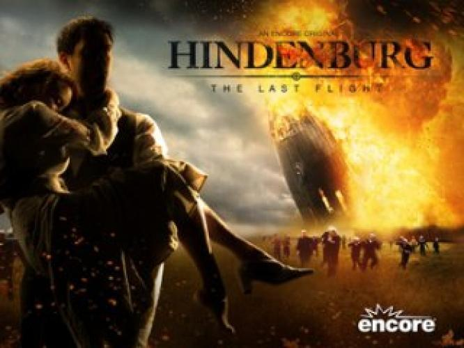 Hindenburg: The Last Flight next episode air date poster