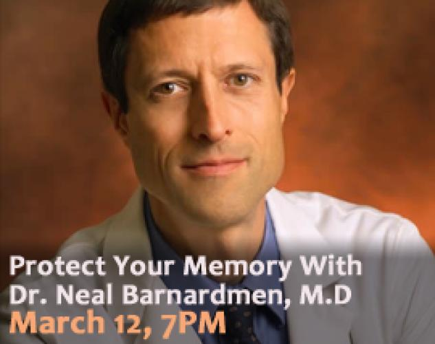 Protect Your Memory With Dr. Neal Barnard next episode air date poster