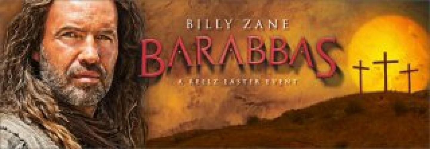 Barabbas next episode air date poster
