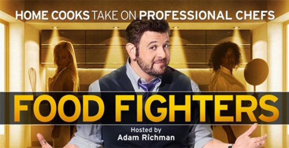 Food Fighters (US) next episode air date poster