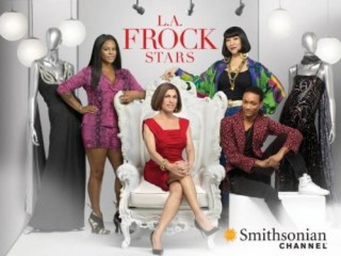 L.A. Frock Stars next episode air date poster
