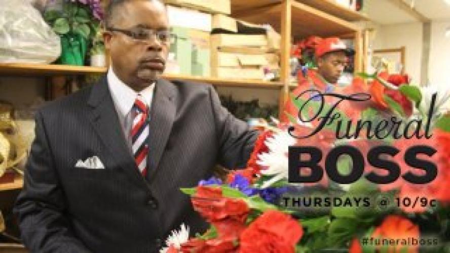 Funeral Boss next episode air date poster