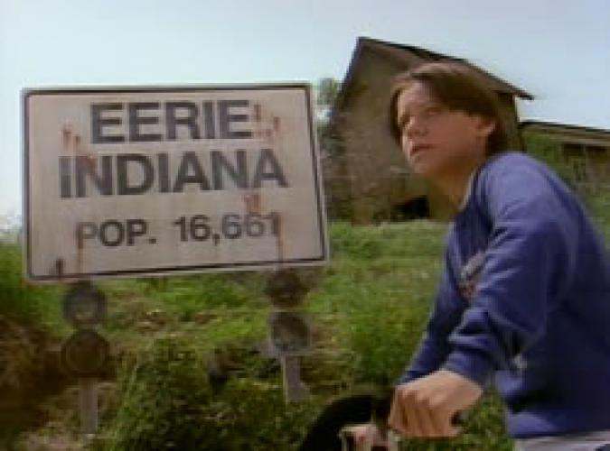Eerie, Indiana next episode air date poster