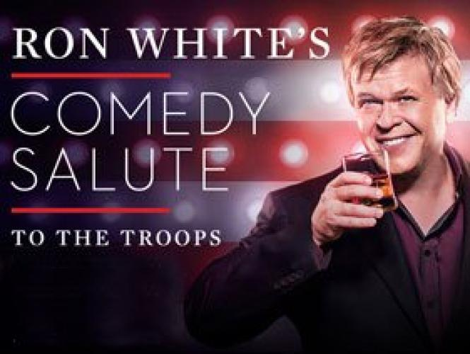 Ron White's Comedy Salute to the Troops next episode air date poster