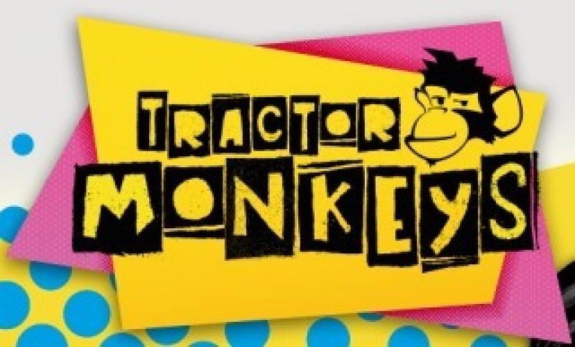 Tractor Monkeys next episode air date poster