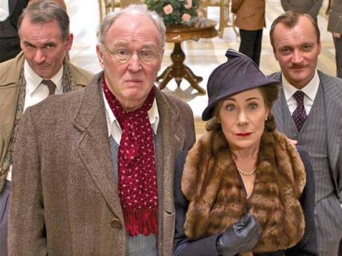 Wodehouse in Exile next episode air date poster