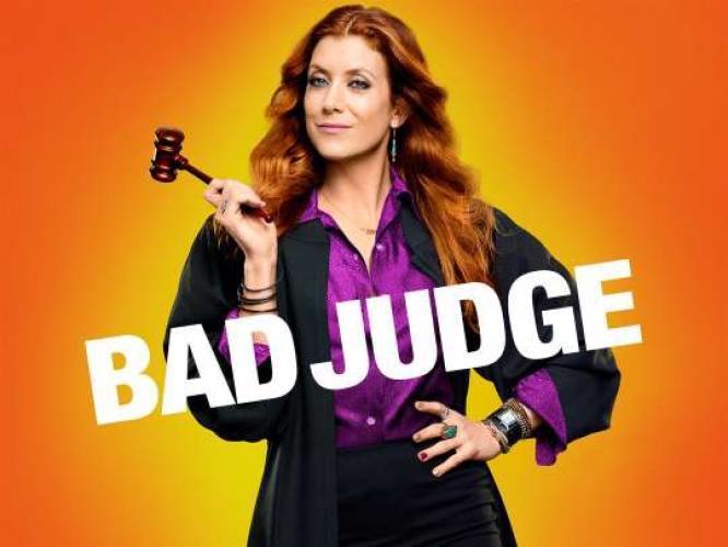Bad Judge next episode air date poster