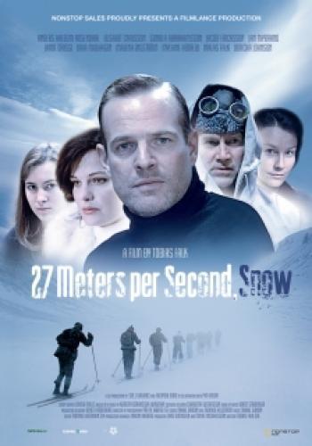 27 Sekundmeter Snö next episode air date poster