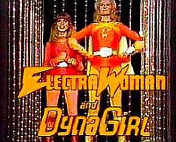 Electra Woman and Dyna Girl next episode air date poster