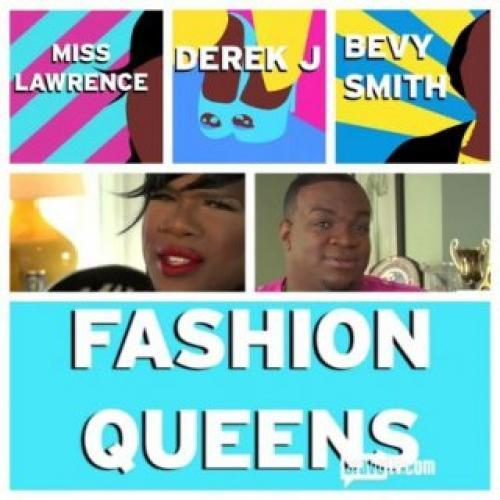 Fashion Queens next episode air date poster