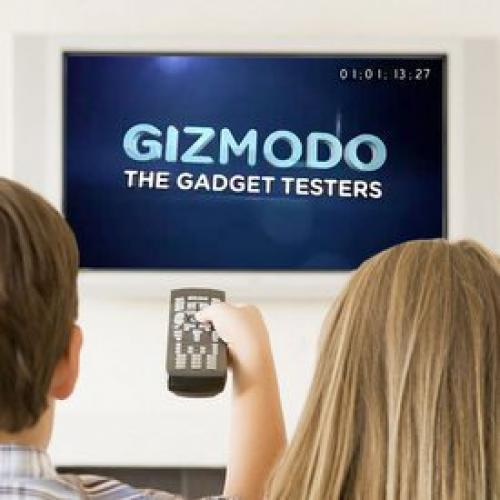 Gizmodo: The Gadget Testers next episode air date poster