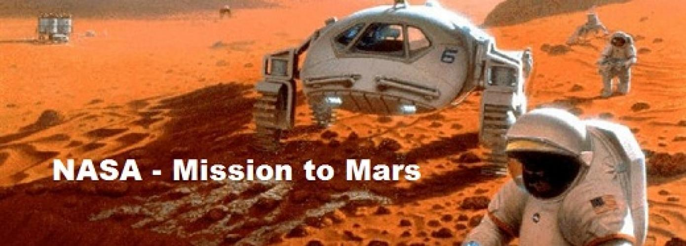 NASA - Mission to Mars next episode air date poster