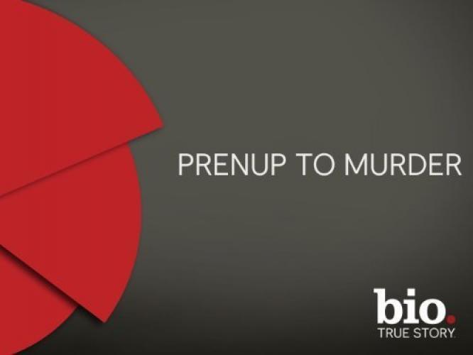 Prenup to Murder next episode air date poster